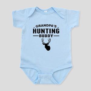 Grandpas Hunting Buddy Body Suit
