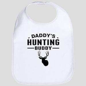 Daddys Hunting Buddy Bib