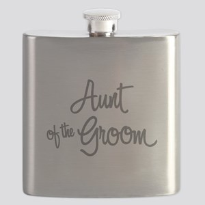 Aunt of the Groom Flask