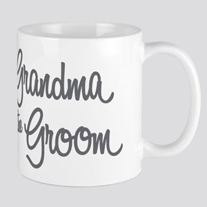 Grandma of the Groom Mugs