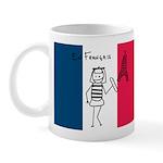 En Francais Mug