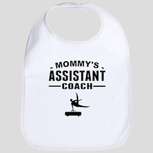 Mommys Assistant Gymnastics Coach Bib