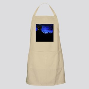 Haunted House Painting Apron