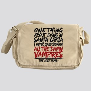 Lost Boys All The Damn Vampires Messenger Bag