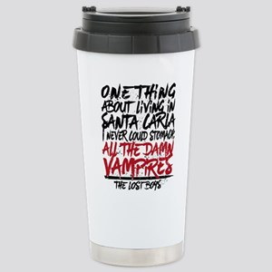 Lost Boys All The Damn Vampires Travel Mug