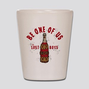 Lost Boys Be One Of Us Shot Glass