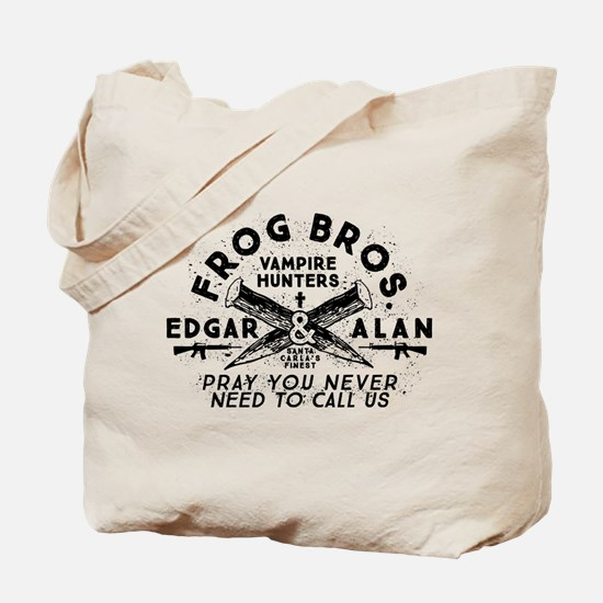 The Lost Boys Frog Brothers Tote Bag