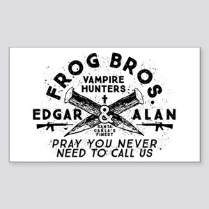 The Lost Boys Frog Brothers Sticker
