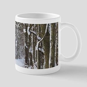 nature trail Mugs