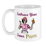 Inner Pirate Mug