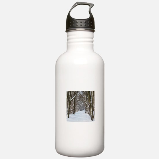 nature trail Water Bottle