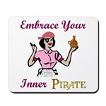Inner Pirate Mousepad