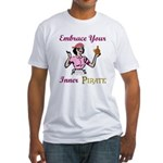 Inner Pirate Fitted T-Shirt