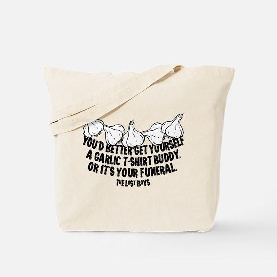 The Lost Boys Garlic Tote Bag