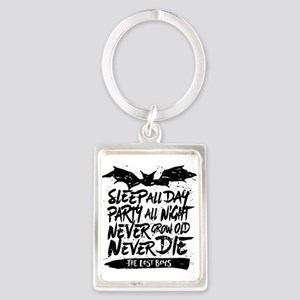 Lost Boys Never Grow Old Keychains
