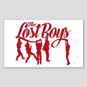 Lost Boys Hanging Off Bridge Sticker