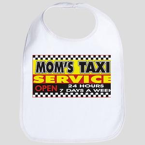 Mom's Taxi Service Bib