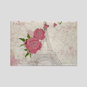 Vintage Paris Magnets