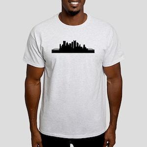 Pittsburgh Cityscape Skyline T-Shirt