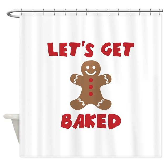 Funny Christmas Shower Curtains | CafePress