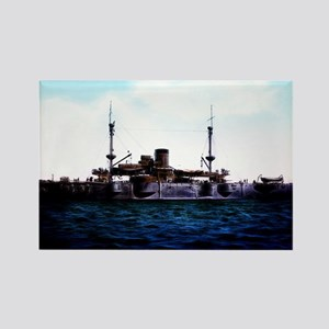 USS Texas Magnets