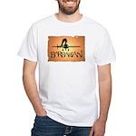 Barbarian White T-Shirt