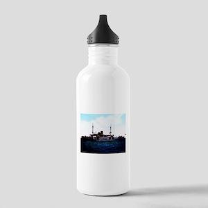 USS Texas Sports Water Bottle