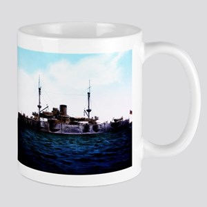 USS Texas Mugs