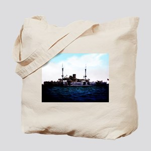 USS Texas Tote Bag
