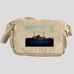 USS Texas Messenger Bag