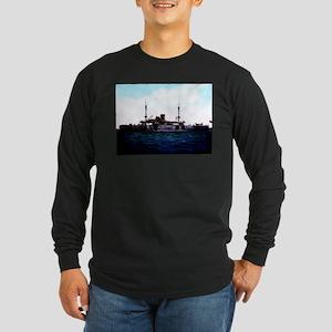 USS Texas Long Sleeve T-Shirt