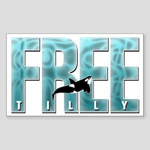 BIG FREE 3x5 2 Sticker