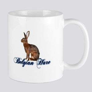 Belgian Hare Mugs