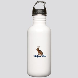 Belgian Hare Water Bottle