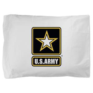 US Army Pillow Sham