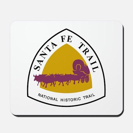 Santa Fe Trail Mousepad