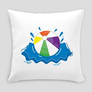 Beach Ball Everyday Pillow