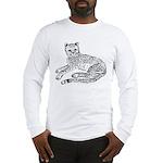 Cheetah Cub Long Sleeve T-Shirt