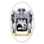 Maiden Sticker (Oval 50 pk)