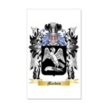 Maiden 35x21 Wall Decal