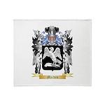 Maiden Throw Blanket