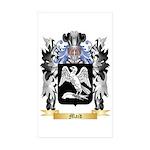 Maid Sticker (Rectangle 50 pk)