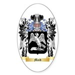 Maid Sticker (Oval)