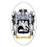 Maid Sticker (Oval 50 pk)