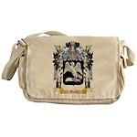 Maid Messenger Bag