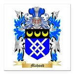Mahood Square Car Magnet 3