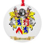 Mahony Round Ornament