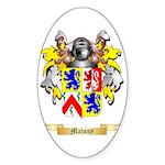 Mahony Sticker (Oval 10 pk)