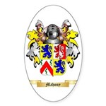 Mahony Sticker (Oval 50 pk)