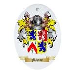 Mahony Oval Ornament
